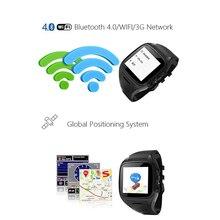 2016 heißes Saling Wasserdichte Bluetooth Sim-karte Android 4.4 GPS kamera 1,54 zoll 3G Wifi X01 5.0MP Unterstützen Kamera IP67 SmartWatch