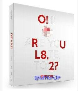 [MYKPOP]~100% OFFICIAL ORIGINAL~ Heat KPOP Mini Album:  Vol.1 [O!RUL8.2],  KPOP Fans Collection- SA19021703