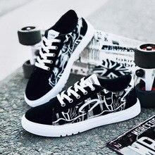Brand New Canvas Shoes Men Fashion Low Top