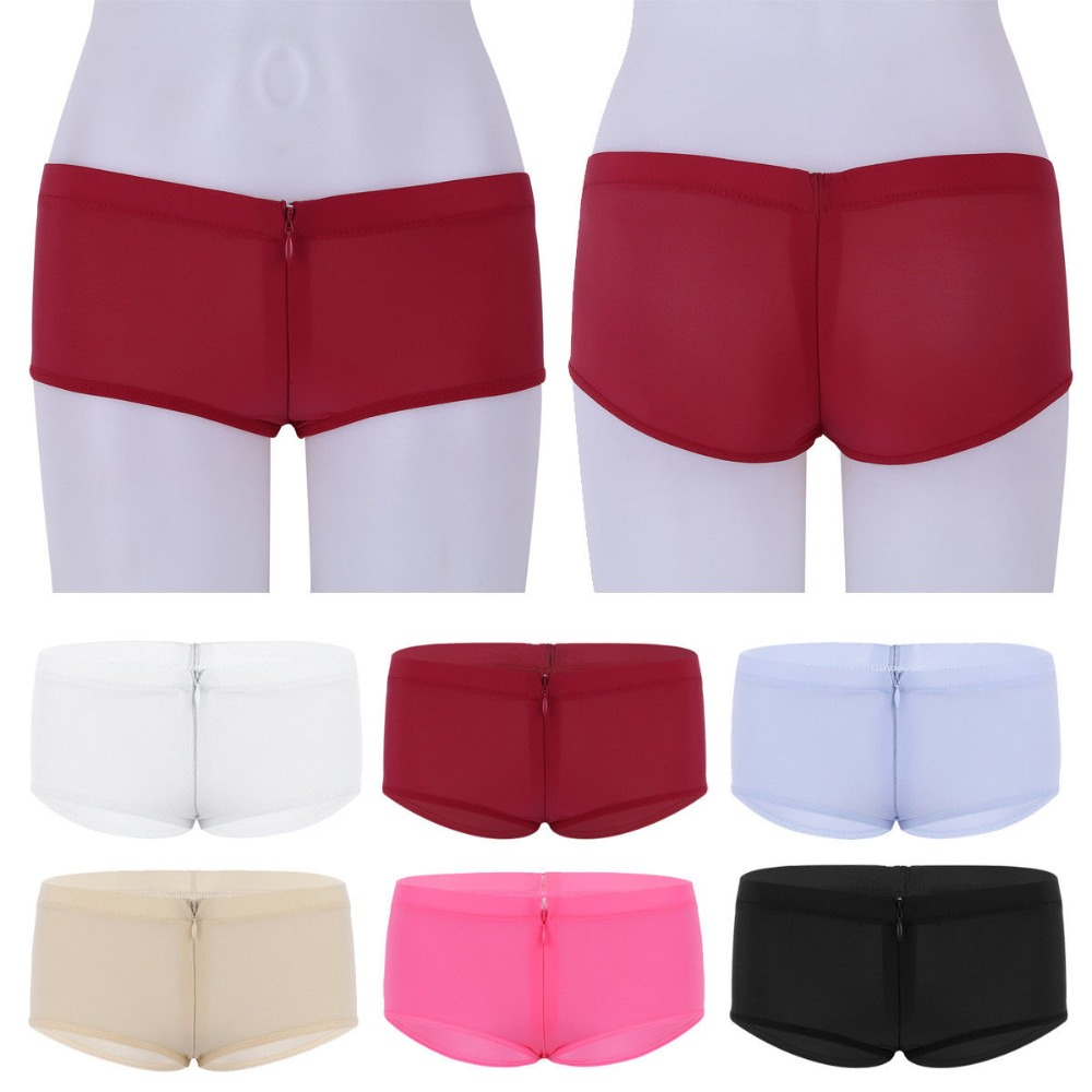 Men's Exotic Apparel Exotic Apparel Sexy Male Lingerie Faux Leather Short Boxer Briefs Bikini Boy Shorts Underwear Underpants Body Shaping Macho Play Outfit Bringing More Convenience To The People In Their Daily Life