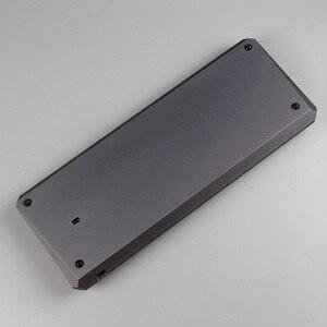 Image 4 - KBDfans 5 degree 60% keyboard aluminum case gh60 case fit gh60 poker dz60 xd60