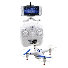 Cheerson CX 30W RC Drone WiFi Real Time Transmission FPV RTF RC Quadcopter with 0.3MP HD Camera VS SYMA X8G MJX X101