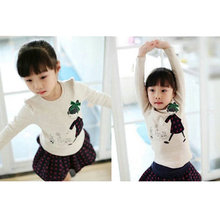 T-shirt for girls Kids Toddler Clothes