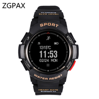 ZGPAX IP68 Waterproof Smart Watch Z06 Support GPS Watch Swimming Heart Rate Monitor Wearable Devices For