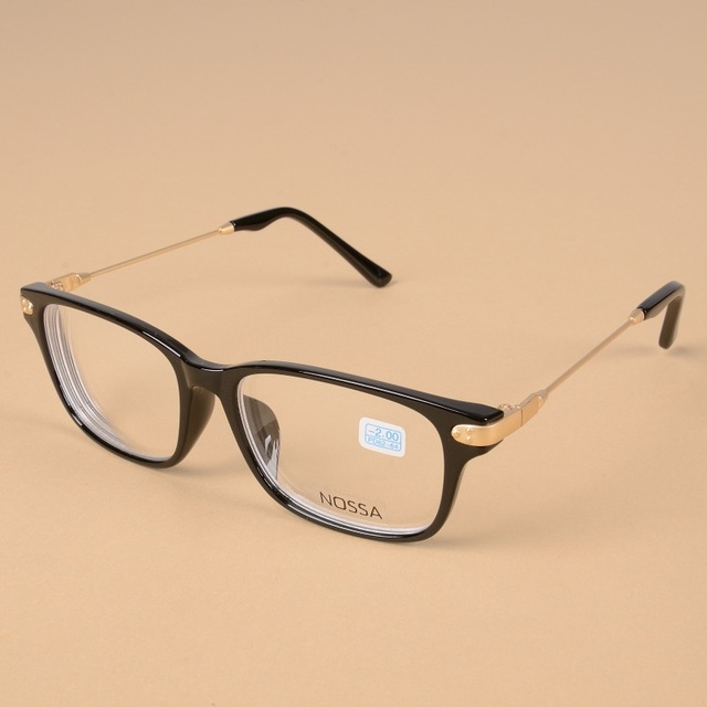 be6e6061603 Women Men Myopia Prescription Eyeglasses Optical Diopter Glasses Strength  Power Lens -1.00 -1.50 -2.00 -2.50 -3.00 -3.50 -4.00
