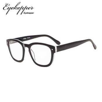 b25e7e8137 R089 Eyekepper gafas de lectura profesor Vintage estilo bisagras armas +  0,50 ----- + 4,00