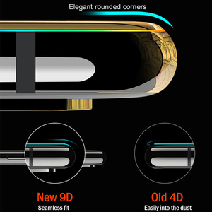 Image 5 - 9D verre trempé pour ASUS Zenfone MaxPro M2 ZB631KL protecteur décran sur Zenfone Max M1 ZB601KL verre ZC554KL ZB555KL couverture complète
