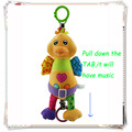 Baby toy mobile baby mama stroller musica rattles teether mobile in cot educational toys  plush rattle baby bed bell hanging toy