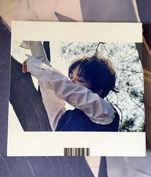 SUJU SUPER JUNIOR Kim Jong Woon Autographiée signé avec stylo 2016 SOLO album Ici Je Suis CD + photobook pas affiche