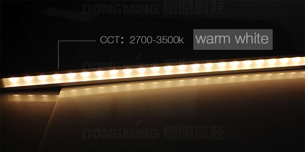 Neweat PIR Sensor Lamp 50cm 24Leds 5050 Sense Intelligent Light - Pencahayaan LED - Foto 5