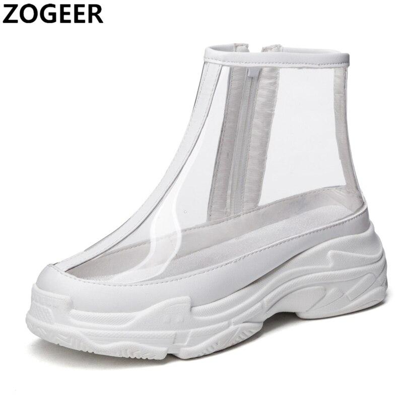 Women Vulcanized Shoes Sneakers Flat Hee