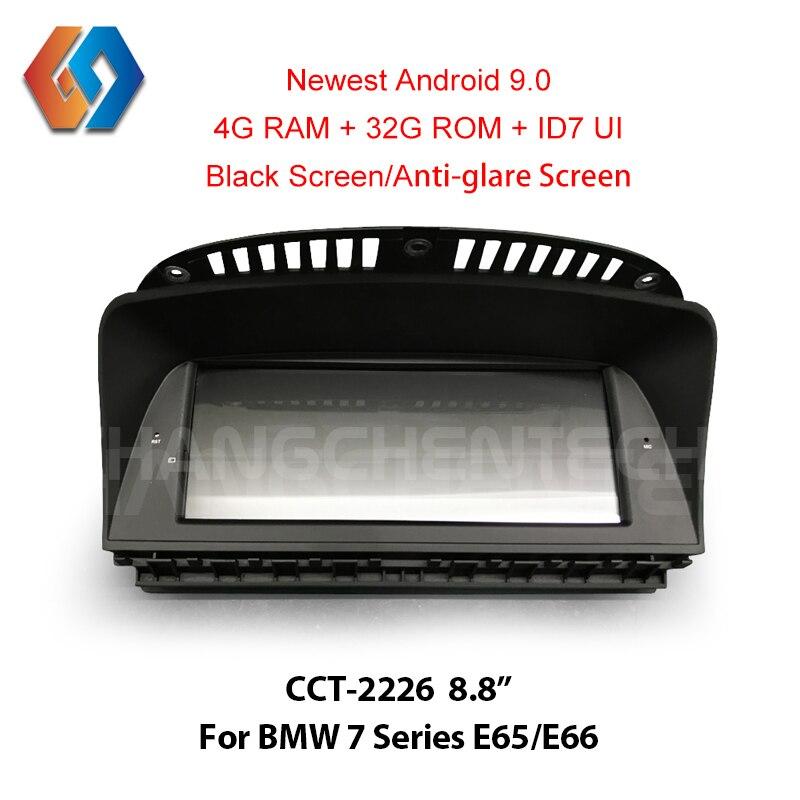 Px6 pour BMW série 7 E65 E66 8.8 pouces Android 9 1 Din voiture GPS Navigation multimédia voiture stéréo lecteur Radio WiFi BT DVR 26