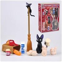 DIY Studio Ghibli Miyazaki Hayao Anime Kiki's Delivery Service Toy Collectible Decoration Action Figure Model Toy