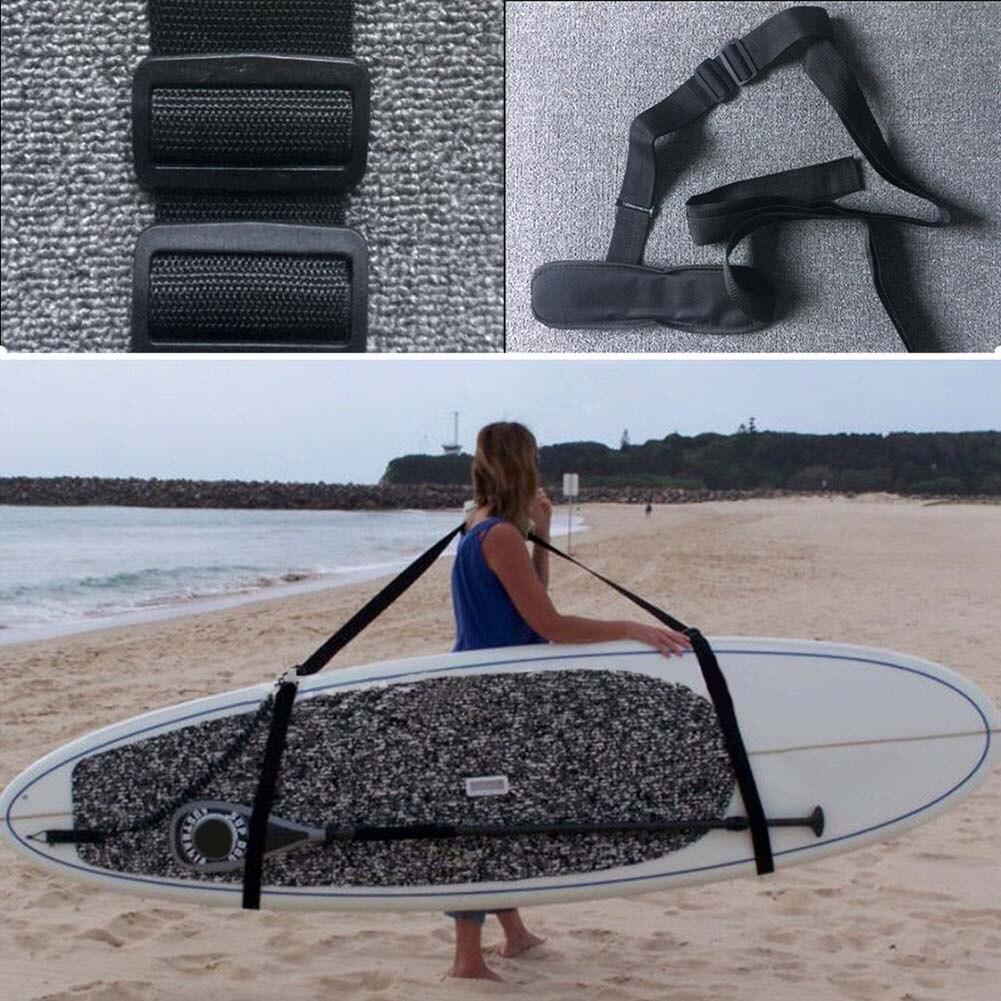 Sangle d'épaule de planche de Surf réglable porte-FI-19ING