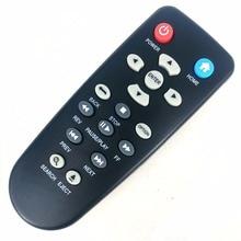 Nova substituição de controle remoto apto para wdwestern digital wdtv tv ao vivo mais mini hd hub media player wdtv001rnn
