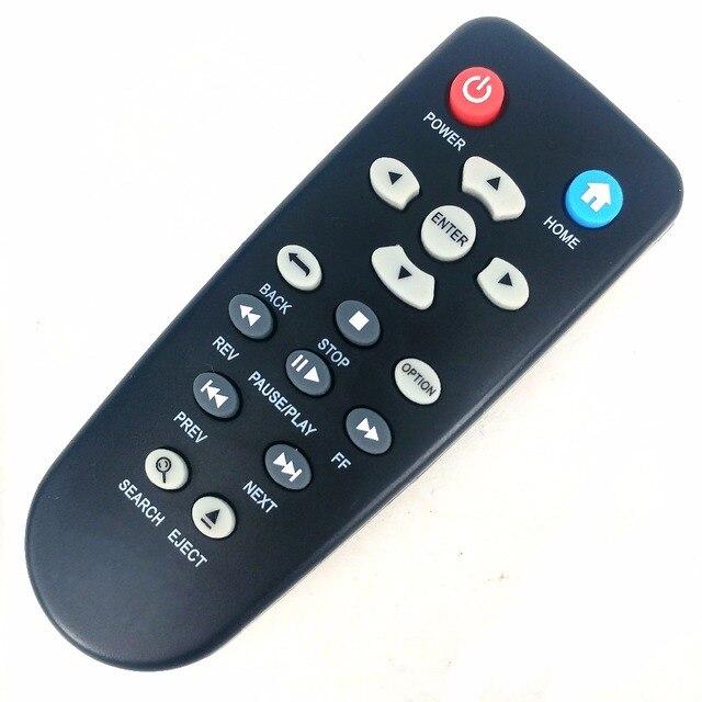 Nuova Sostituzione Remote Fit Controllo Per WDWestern Digital WDTV Live TV Più Mini Hub HD Media Player WDTV001RNN