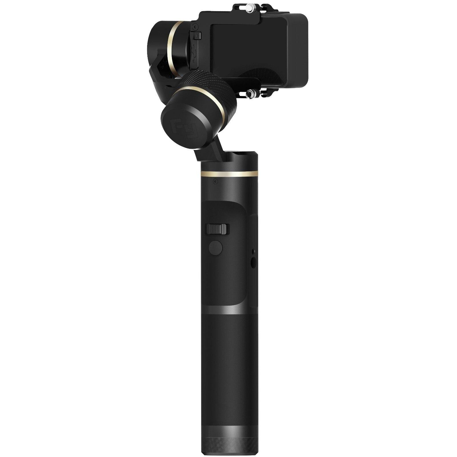 FeiyuTech G6 cardan Feiyu caméra d'action Wifi + dent bleue OLED Angle d'écran pour Hero 6 5 4 RX0 avec Mini trépied pour cadeau
