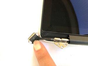 Image 4 - Оригинальный Новый полноэкранный дисплей A1502 в сборе для Macbook Pro Retina 13 A1502, сборка ЖК дисплея, 2013, Mid 2014, EMC 2678/2875