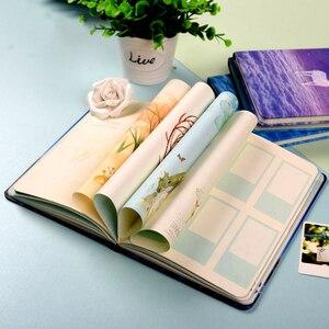 Image 2 - 美しい小さな新鮮なカラーページのノートブックヘラジカイラスト日記帳ハードカバープランナー学校オフィス文具