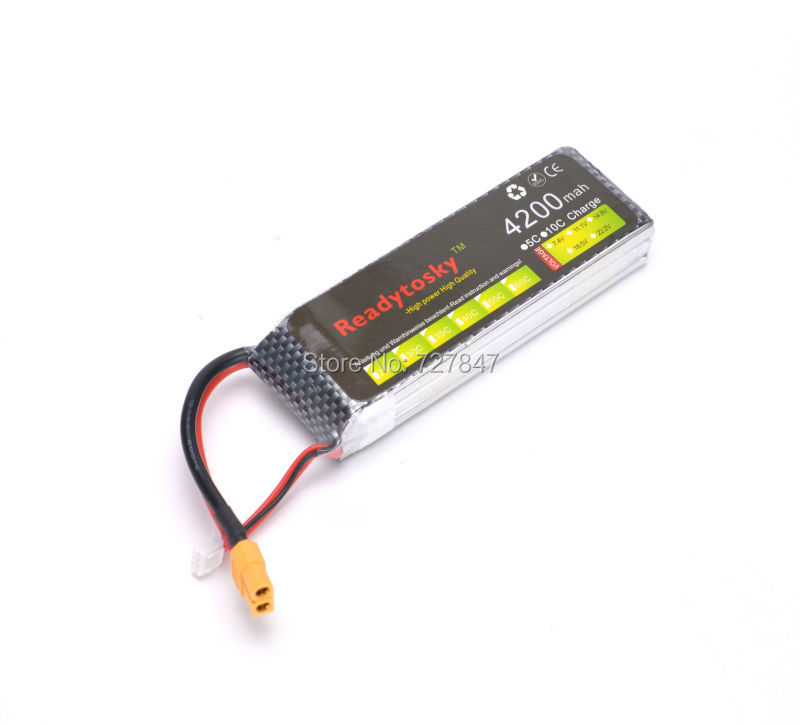 LiPo Battery 3S lipo battery 11.1v 4200mAh 30C rc helicopter rc car rc boat quadcopter remote control toys Li-Polymer battey xxl a grade 4s lipo battery 14 8v 5200mah 30c helicopter rc car quadcopter remote control toys li polymer battey rc parts