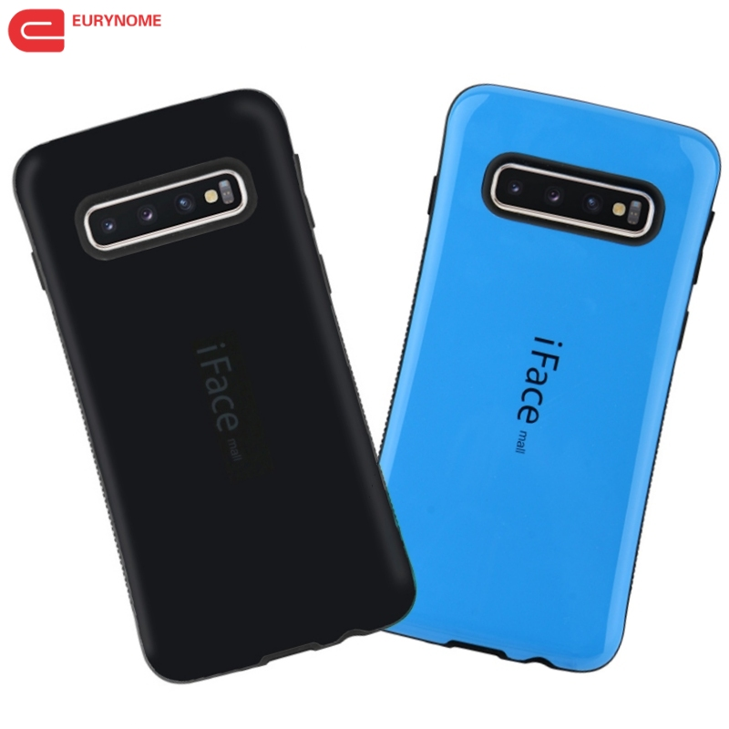 <font><b>Shockproof</b></font> <font><b>Case</b></font> For <font><b>Samsung</b></font> Galaxy S10 <font><b>S9</b></font> S8 Plus S10e 5G Cover Iface Mall Full Protect Cover For <font><b>Samsung</b></font> Galaxy Note 9 8 <font><b>Case</b></font> image