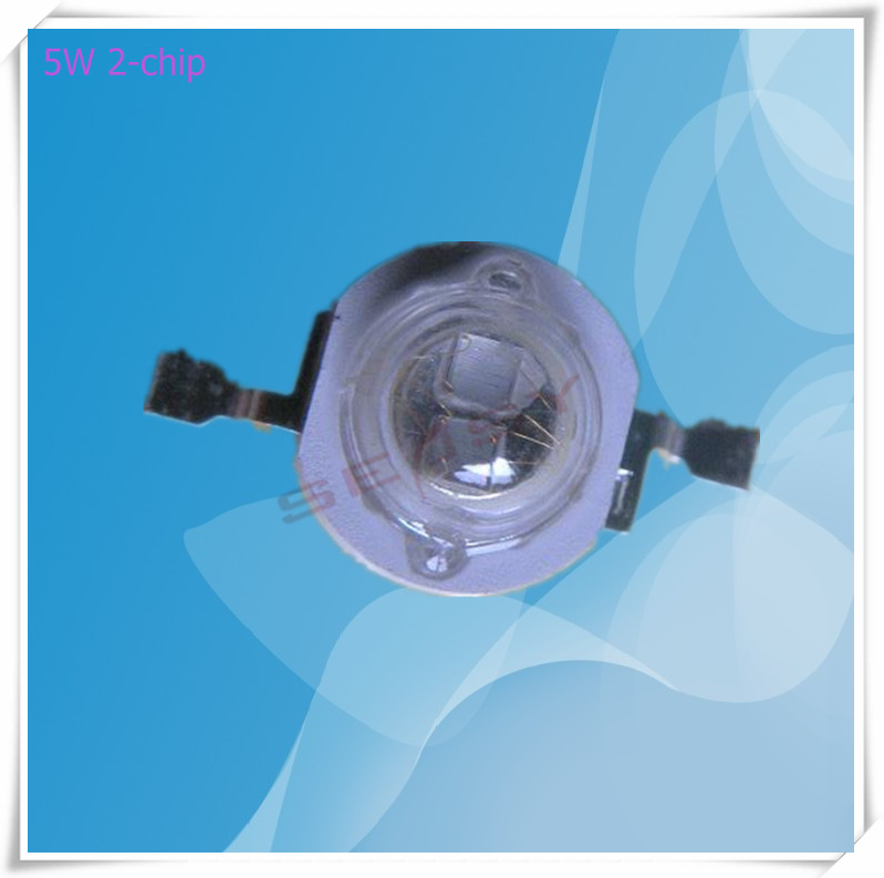 10pcs 5W UV 385nm-390nm LED High Power LED Chip (Not contain the PCB Board)