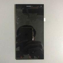 В наличии 100% тестирование ЖК-дисплей для Elephone P2000 Экран дисплея + Touch Панель стекло объектива дигитайзер Ассамблеи + номер для отслеживания