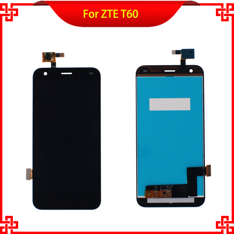 5 LCD Display Touch Screen Digitizer Assembly Replacement For ZTE Turkcell T60 High Quality Mobile Phone
