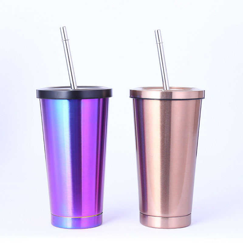 Nip paille Straw Cup Gobelet PP 330/ml Boy