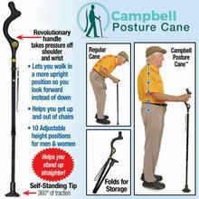 Безопасная трость для пожилых людей, телескопическая трость, костыль для персонала, складная ручка, походная трость, Мужская Легкая трость, походные палки, костыли