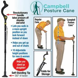 Safety Elderly Walking Stick Telescopic Canes Crutch Staff Folding Grip Hiking Walk Mens posture cane hiking poles crutches