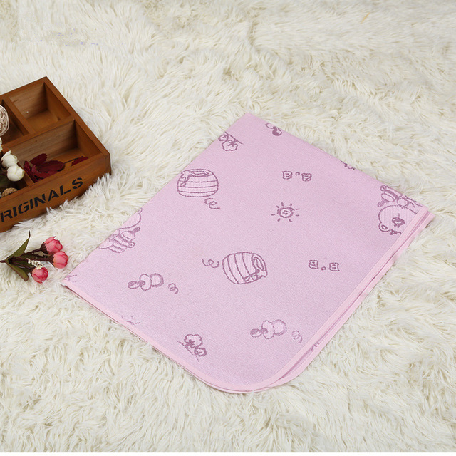Image 5 - Waterproof Baby Mat Baby Changing Pad  Waterproof Sheet Baby Waterproof Mattress Cartoon Baby Pads Comfort Newborn Mattress-in Mattresses from Mother & Kids