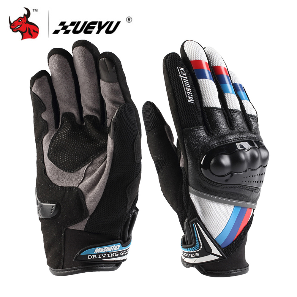 XUEYU Motorcycle Gloves Touch Screen Knight Protective Gear Biker Motorbike Motocross Gloves Full Finger Guantes Moto Luvas screen touch motorcycle gloves motorbike moto luvas motociclismo para guantes motocross 01c motociclista women men racing gloves