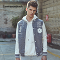 2017 Baseball Jacket Men Cotton Jackets Young Male Coat Men New Style Casual Fashion College Baseball Veste Men Brand Jacket 172