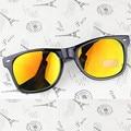 5 Cores Vintage Clássico Mulheres Homens Famosos Óculos de Sol Masculinos Do Sexo Feminino Óculos de Sol Da Marca UV400 Óculos Famosos Viagem Walker