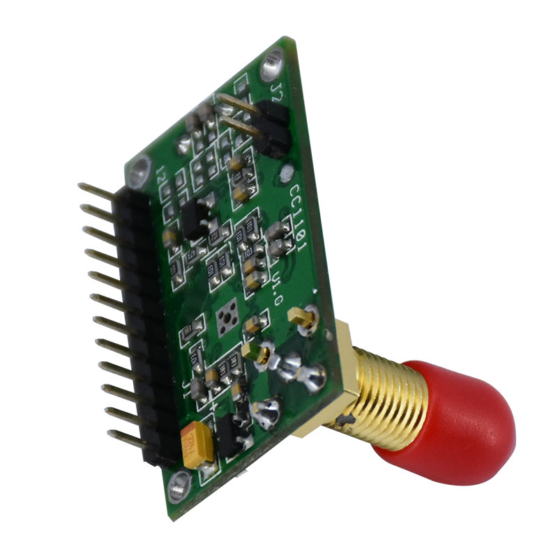 Image 3 - 38400bps wireless 868 mhz receiver ttl rs232 uart wireless rs485 transceiver rf 433mhz transmitter module for data transmission-in Fixed Wireless Terminals from Cellphones & Telecommunications