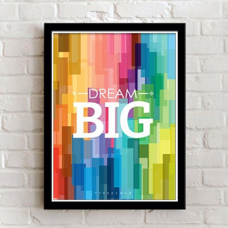 office wall frames. Framed Office English Inspirational Modern Decoration Painting Living Room Art Wall Paintings Picture On Canvas Mural 28X23 CM-in \u0026 Calligraphy Frames T