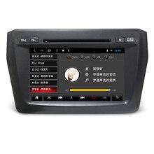 2 Din Lecteur DVD Android 6.0/8.1 Unité de Tête Pour Pour Suzuki Swift 2017 Octa Core Auto Radio iPod bluetooth CFC AUX GPS Multimédia