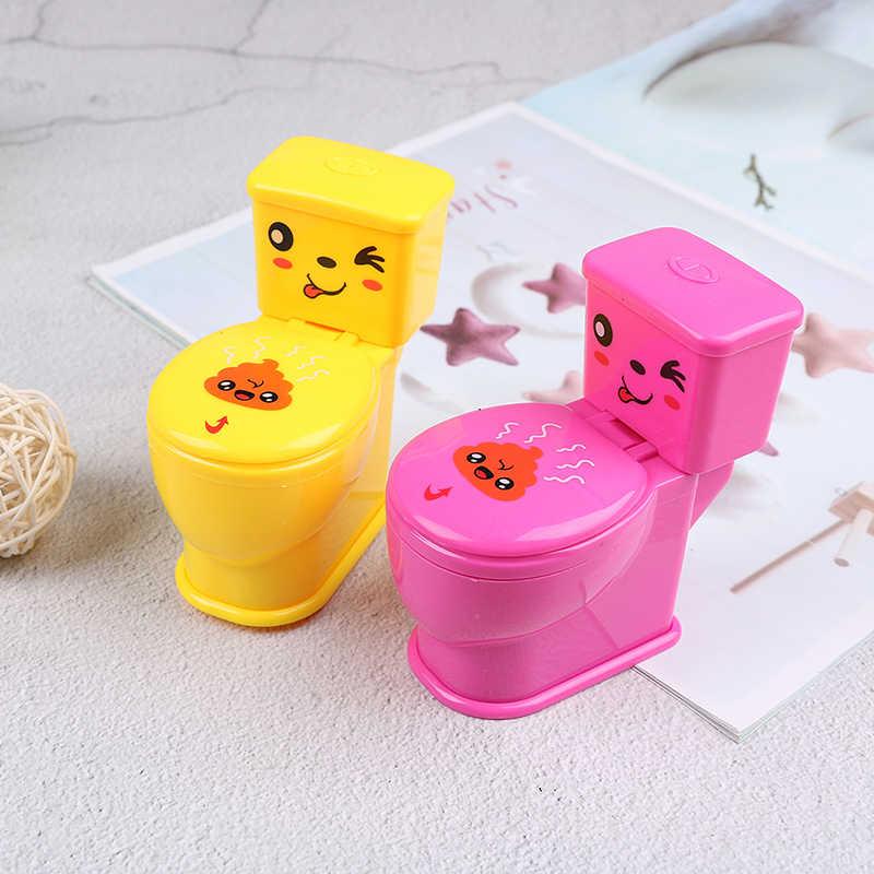 Горячая sale1pcs мини шалость шприц брызг воды подкладка для унитаза Шутка Забавные игрушки подарок-сюрприз