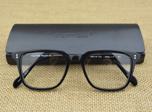 2645251c8a2 Famous Brand Oliver Peoples NDG 1 P Square Vintage Myopia Glasses Frame Men  and Women Retro Eyeglasses Frames Eye glasses-in Eyewear Frames from  Apparel ...