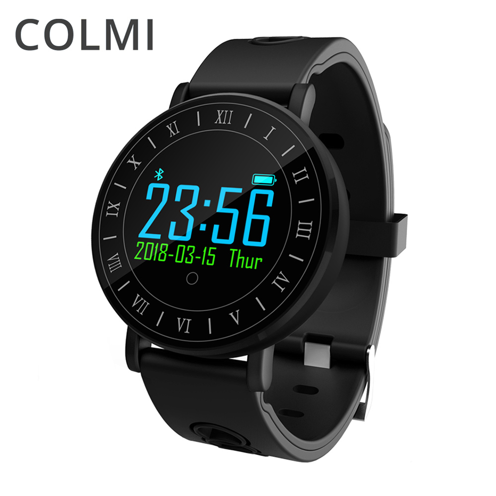 COLMI Smart Watch L8 Blood Oxygen Blood Pressure Heart Rate Monitor Waterproof Smart Bracelet Fitness Tracker BRIM Smartwatch