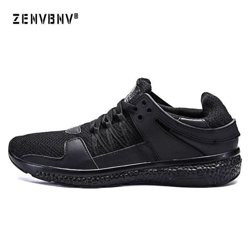 Zenvbnv Superstar Breathable Men Sports Shoes Trendy New Design Men Tennis Shoes Lightweight Flexible Running Shoes For Men