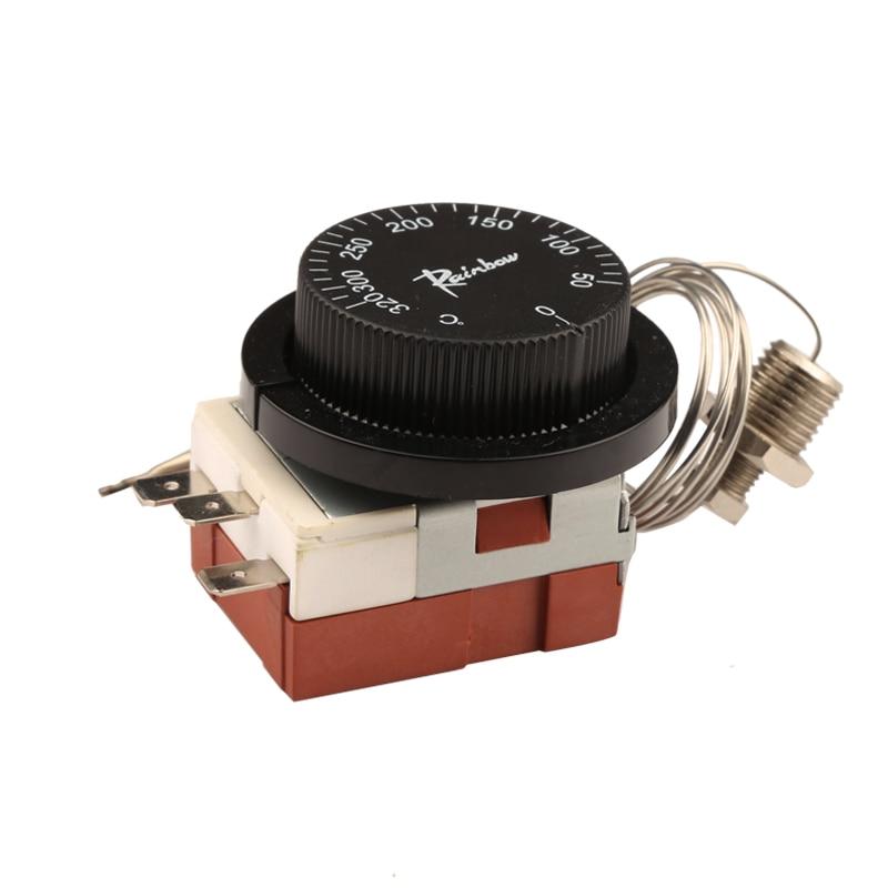 Ts 320sr C Korea Rainbow Capillary Thermostat With Screw