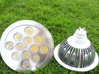 12W AR111 GU10 E27 LED Spot Lights Bulb 110V 220V Indoor Bright Ceiling Spotlights Lamparas High