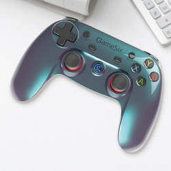 New GameSir G3v 2.4Ghz Wireless Bluetooth Gamepad game Controller with Bracket and wired usb cable for Android PS3 Windows PC
