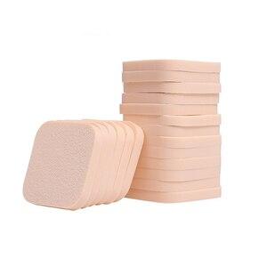 Image 5 - Bouffée molle de poudre déponges faciales cosmétiques durables de fond de teint de bouffée de poudre déponge de maquillage dutilisation humide et sèche de 20 pièces pour le Blush de crème de BB
