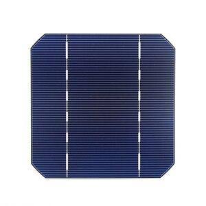 Image 5 - 10 Pcs 2.8W 125 * 125MM Cheap Mono Solar Cells 5x5 Grade A monocrystalline Silicon PV Wafer For DIY Photovoltaic Solar Panel