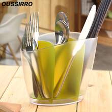 1 PS+PP Material Toothbrush Drainer Creative Kitchen Tableware Toothbrush 3 Color Selection Receiving Storage цена