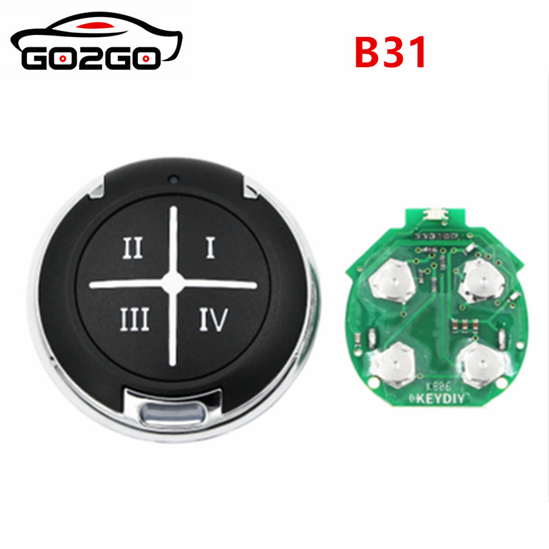 Keydiy B31 Garage Door Kd General Remote For Kd900 Urg200 Remote Master Free Shipping Cool In Summer And Warm In Winter 5pcs/lot Automobiles & Motorcycles Diagnostic Tools