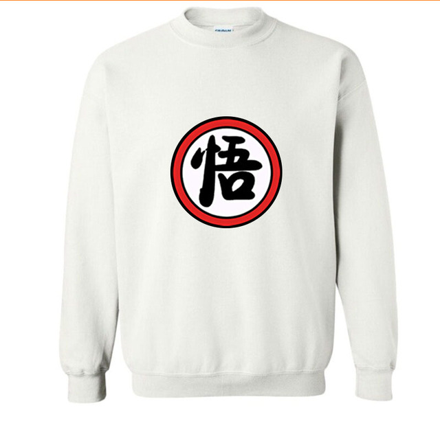 Dragon Ball Sign SweatShirt